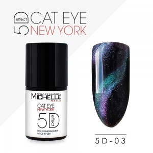 POLISH 5D CAT EYE New York - 03