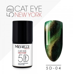 POLISH 5D CAT EYE New York - 04