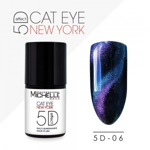 POLISH 5D CAT EYE New York - 06