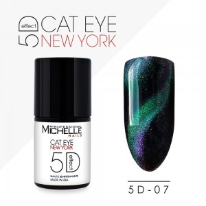 POLISH 5D CAT EYE New York - 07