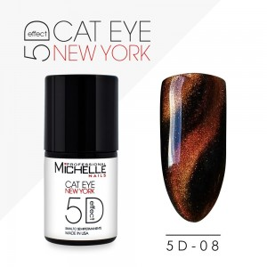 POLISH 5D CAT EYE New York - 08