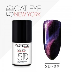 POLISH 5D CAT EYE New York - 09
