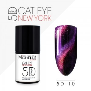 POLISH 5D CAT EYE New York - 10