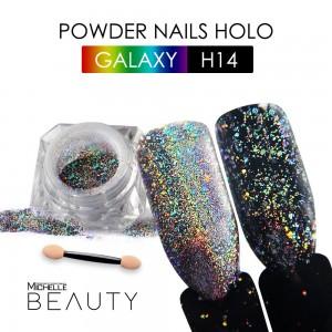 POLVERE OLOGRAFICA - GALAXY H14