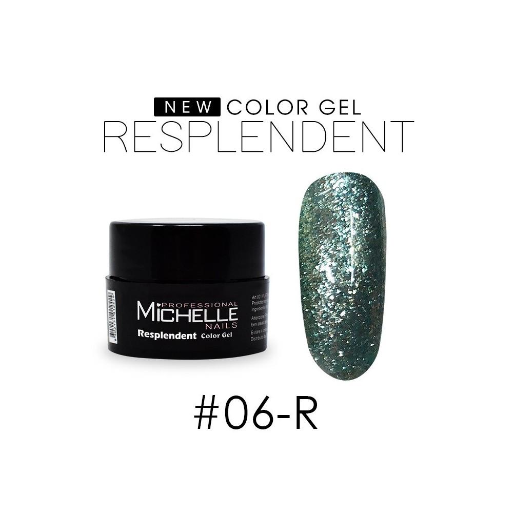 RESPLENDENT - GEL COLOR UV - 8ML