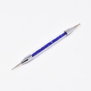 Applicatore Spotswirl  DOTTING TOOL - DOPPIA PUNTA - blu 4mm/2mm