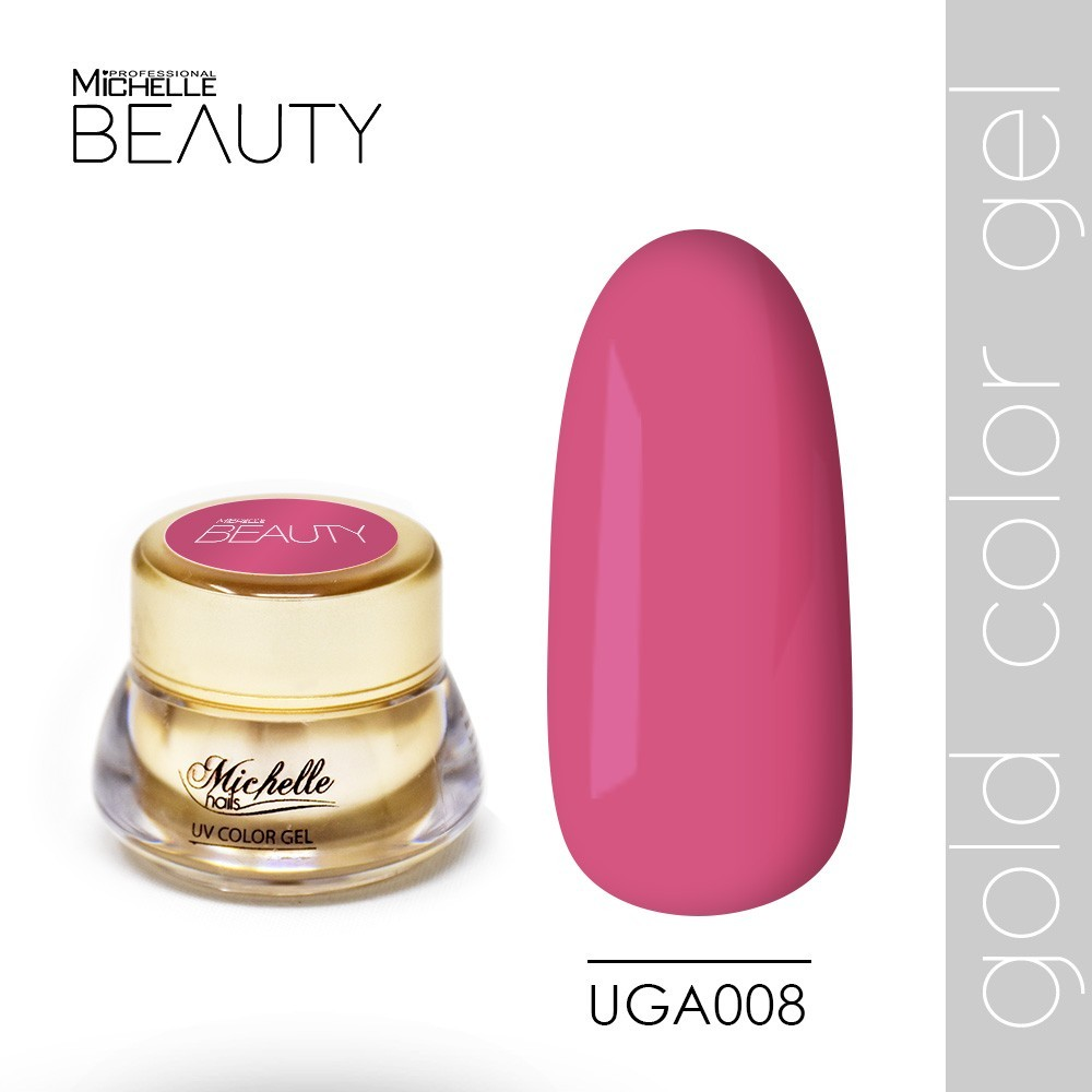 GOLD COLOR UV GEL - UGA008