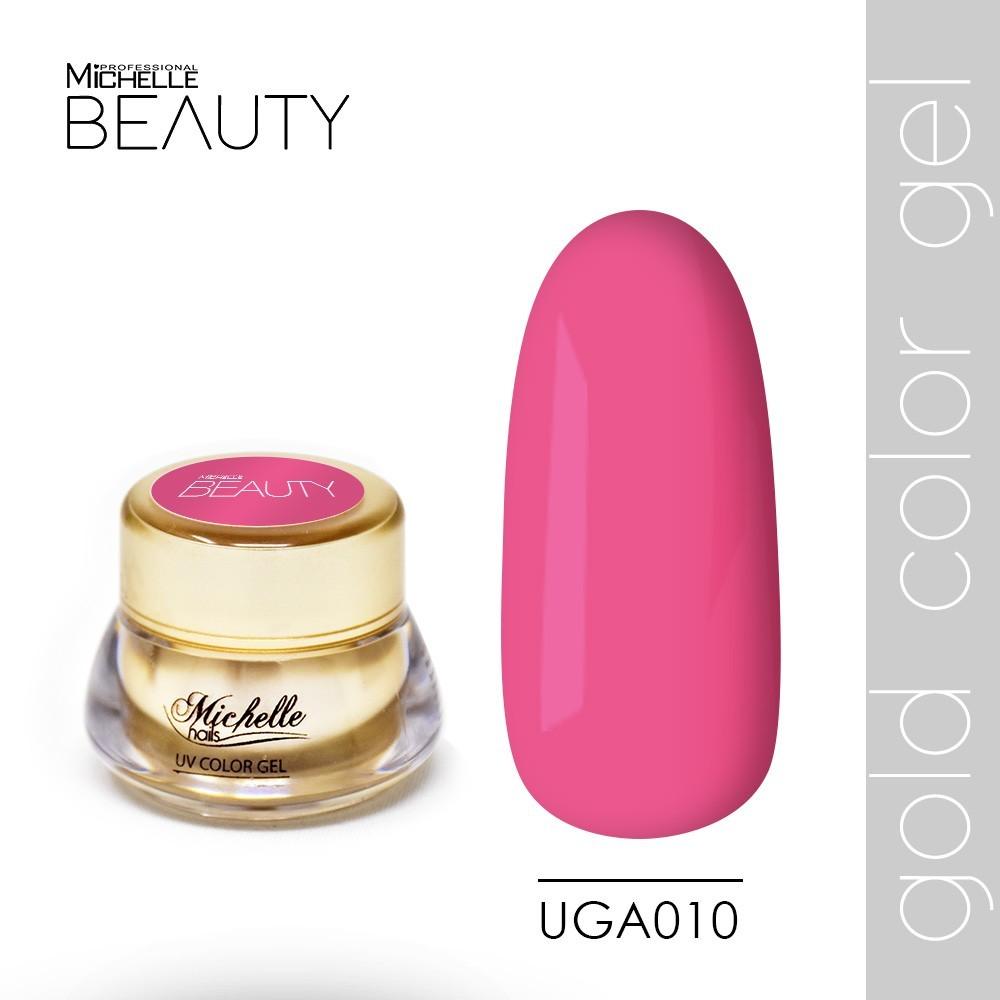 GOLD COLOR UV GEL - UGA010