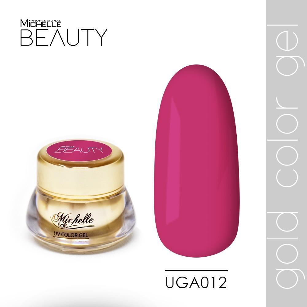 GOLD COLOR UV GEL - UGA012